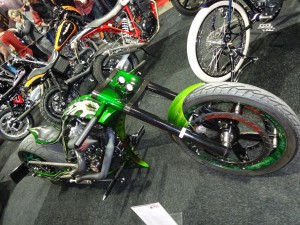 Quelques images du salon de la moto d'Utrecht