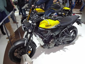 Yamaha XSR 700 Anniversary