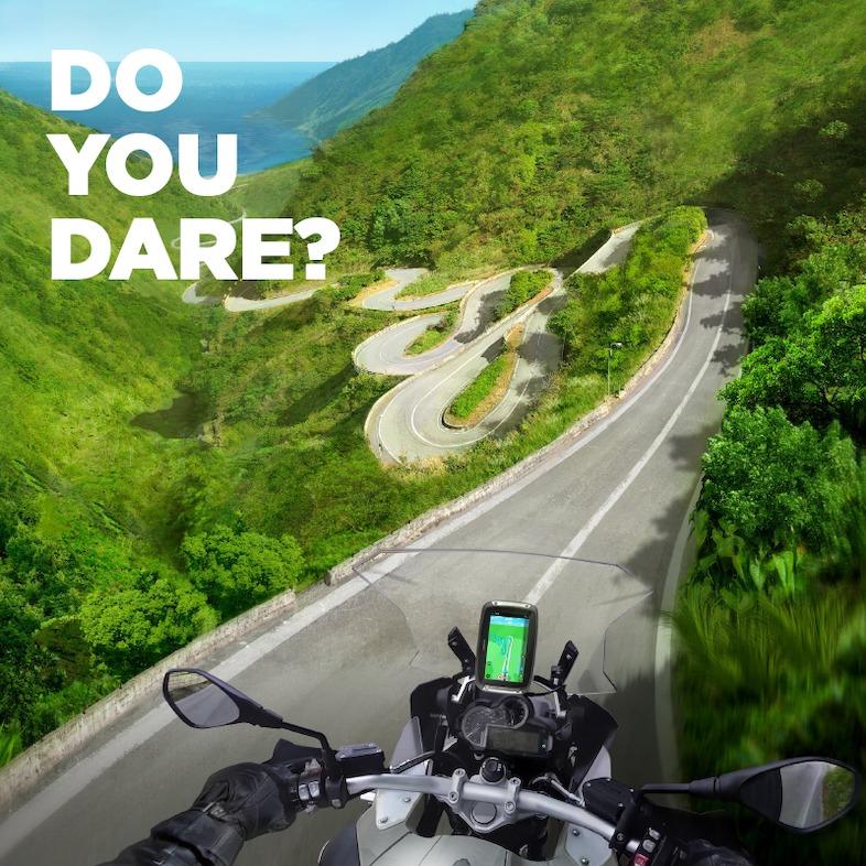Un nouveau GPS TomTom Rider le 410