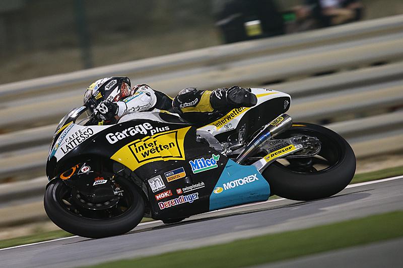 Moto 2 – Thomas Lüthi remporte la victoire au Qatar !
