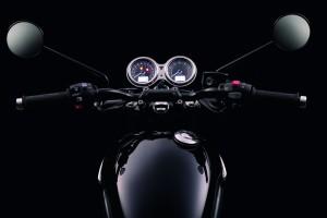 Les nouvelles Triumph Bonneville T120 et T120 Black