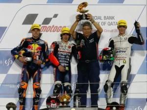 Les résultats du Grand Prix du Qatar