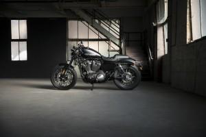 Harley-Davidson présente le Roadster