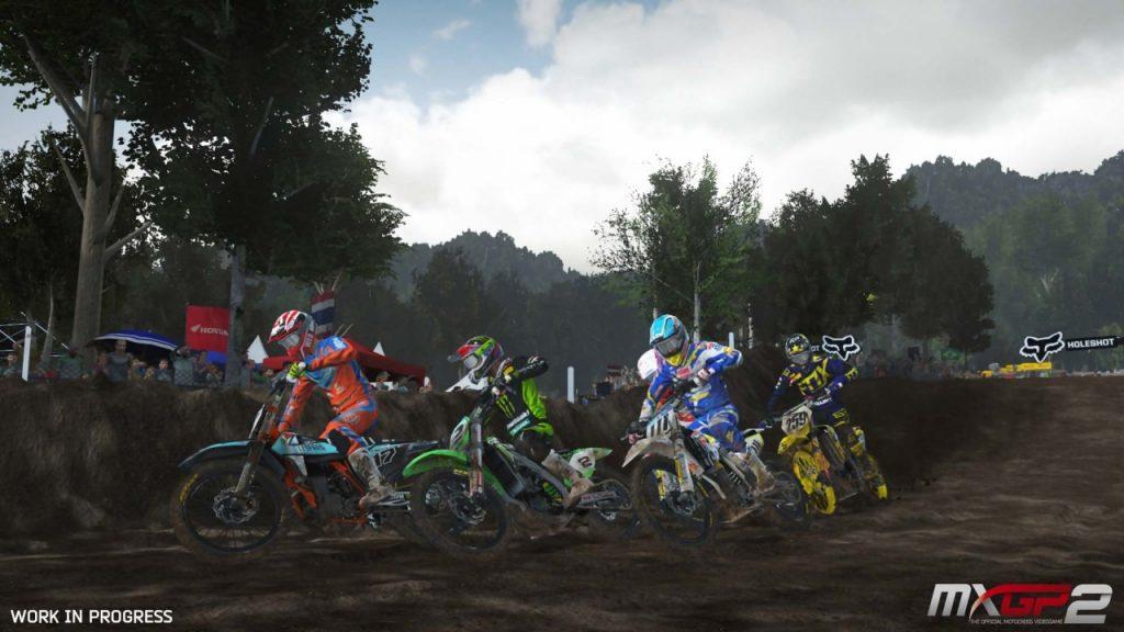 MXGP 2 sur Xbox One