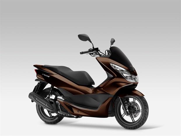 Le scoot 125cc le plus vendu en Europe, le Honda PCX passe aux normes Euro4