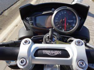 L'essai tant attendu de la Triumph Speed Triple R
