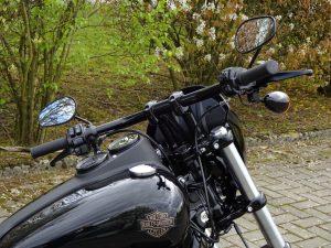 Harley-Davidson Low Rider S effet Bad Boy assuré