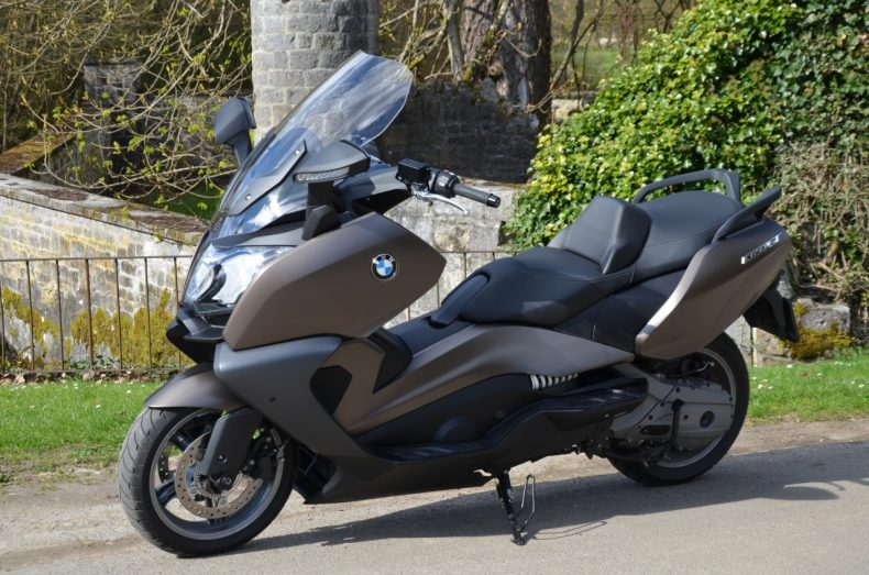 bmw c 650 gt version 2 0 le maxi scooter de reference objectif moto. Black Bedroom Furniture Sets. Home Design Ideas