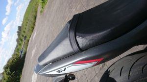 Suzuki SV650 bref essai