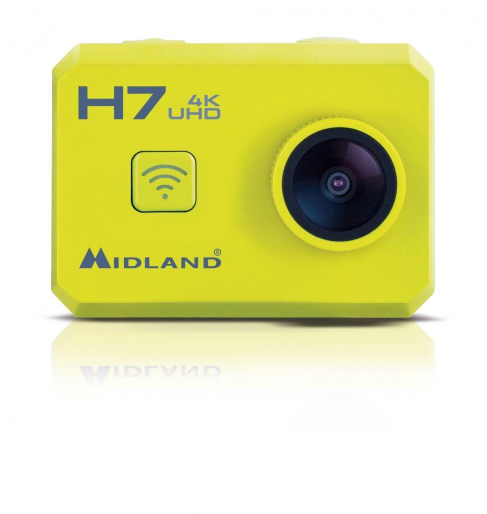 Plus de détails sur la Midland H7