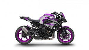 AD Koncept repeint déjà la Yamaha MT10