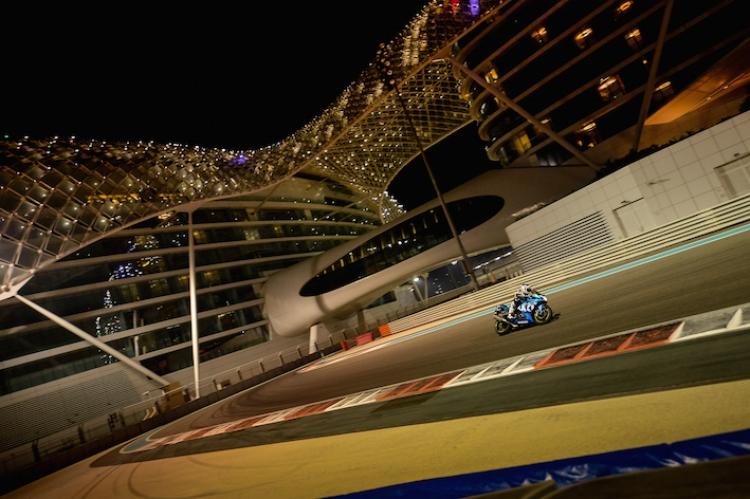 C'est sur le circuit de F1 d'Abu Dhabi que le S21 a été présenté.
