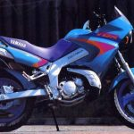 TDR 125 au début des années '90.