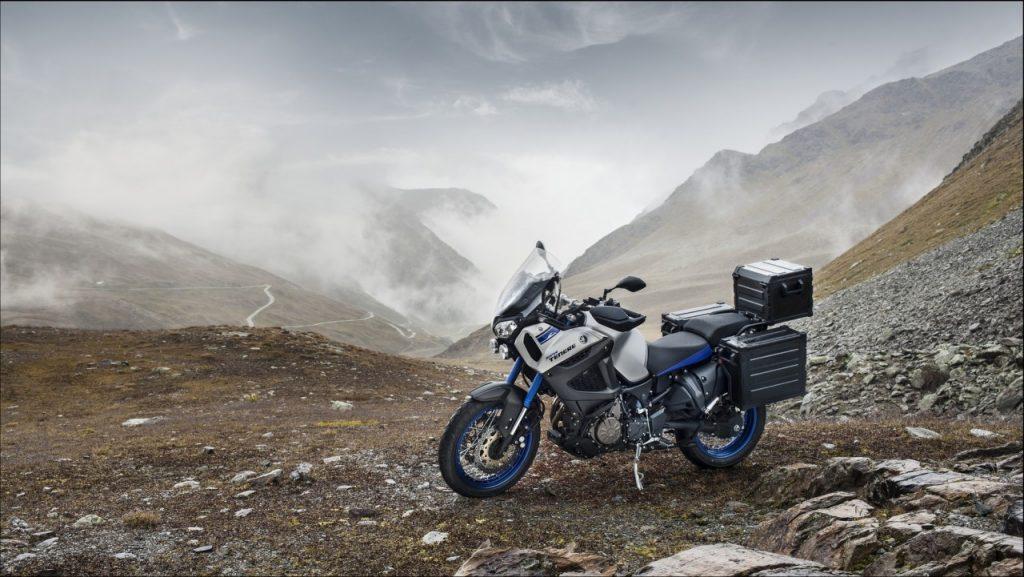 Yamaha Super Ténéré ZE: la réhabilitation