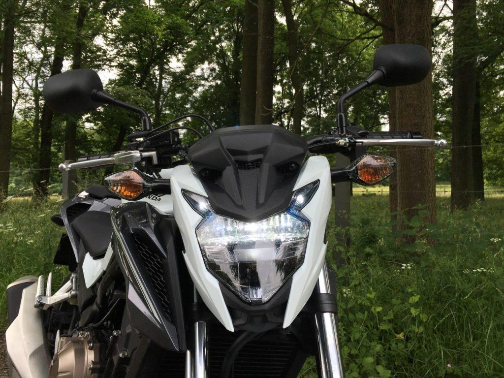 Honda CB500F, le Streetfighter pour A2!