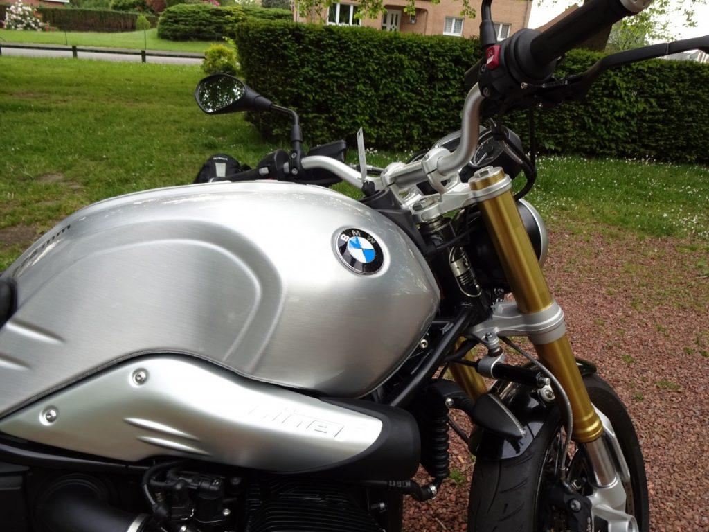 BMW NINE-T Le plaisir avant tout