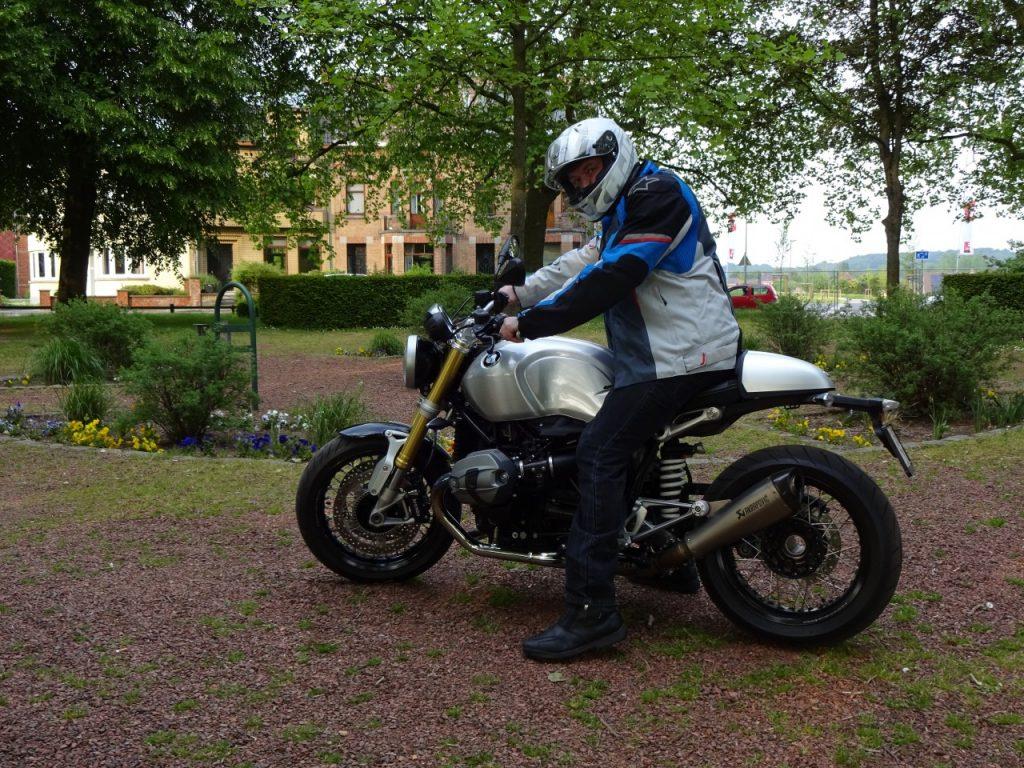 Alpinestars Megaton Drystar veste toutes-saisons.