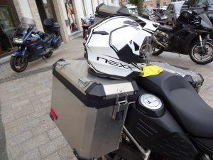 Les 500 kms en BMW GS 800 Adventure