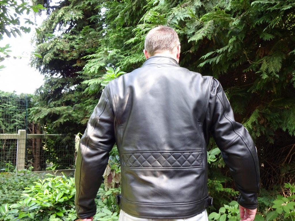 Blouson Soubirac Houston le cuir qui sent bon le vintage