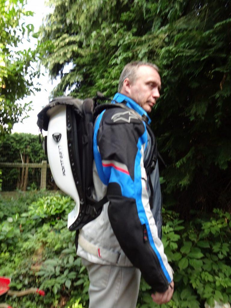 Le sac à dos qui protège : Boblbee GTX 25L