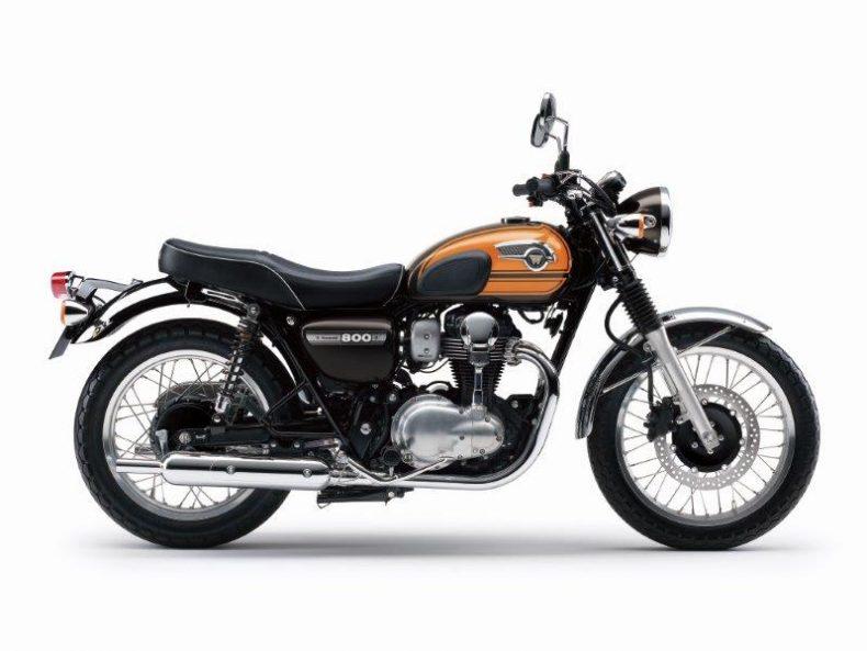 La Kawasaki W800 Final Edition Objectif Moto