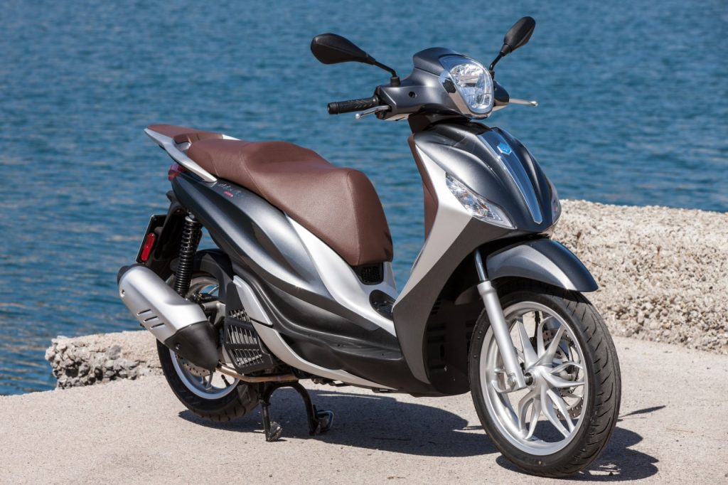 Le Piaggio Medley 125 à moins de 3.000 €
