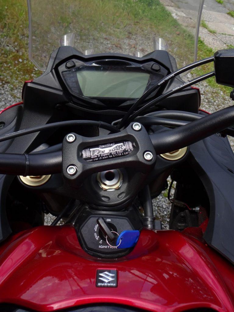 Suzuki GSXS-1000 F, la F n'est plus, vive la F