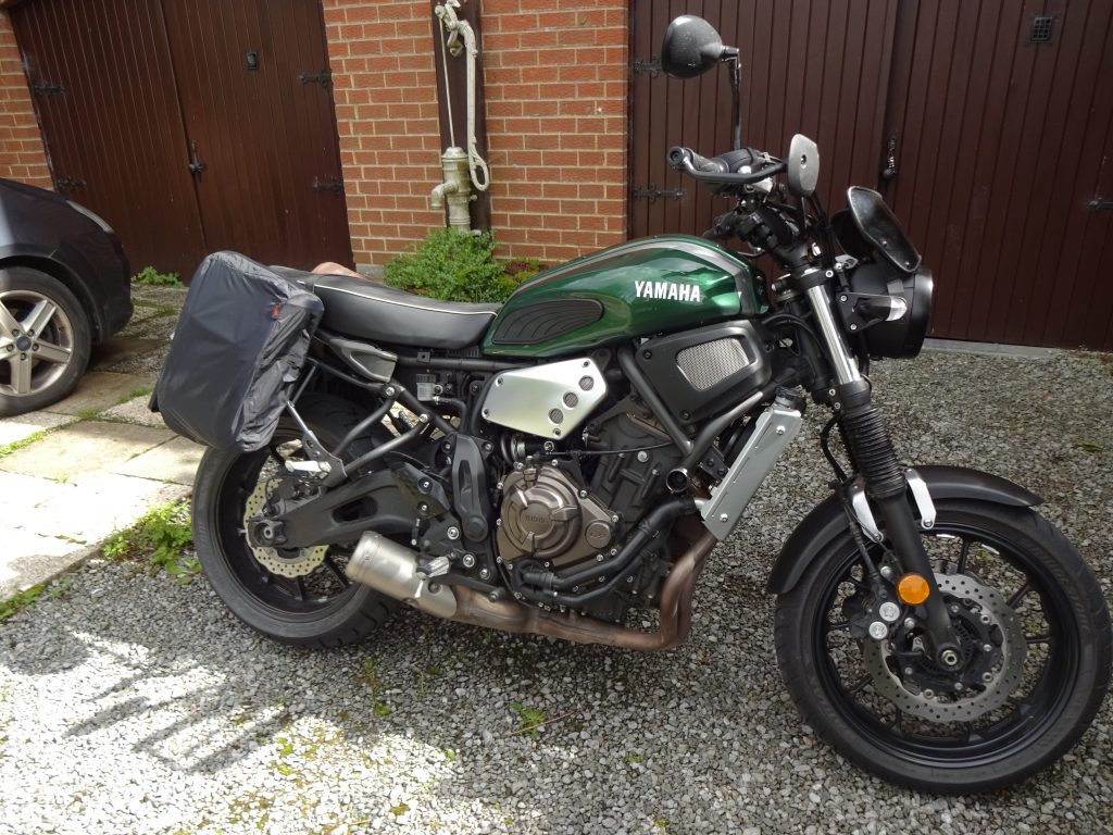 Yamaha XSR 700 – la MT-07 sauce vintage