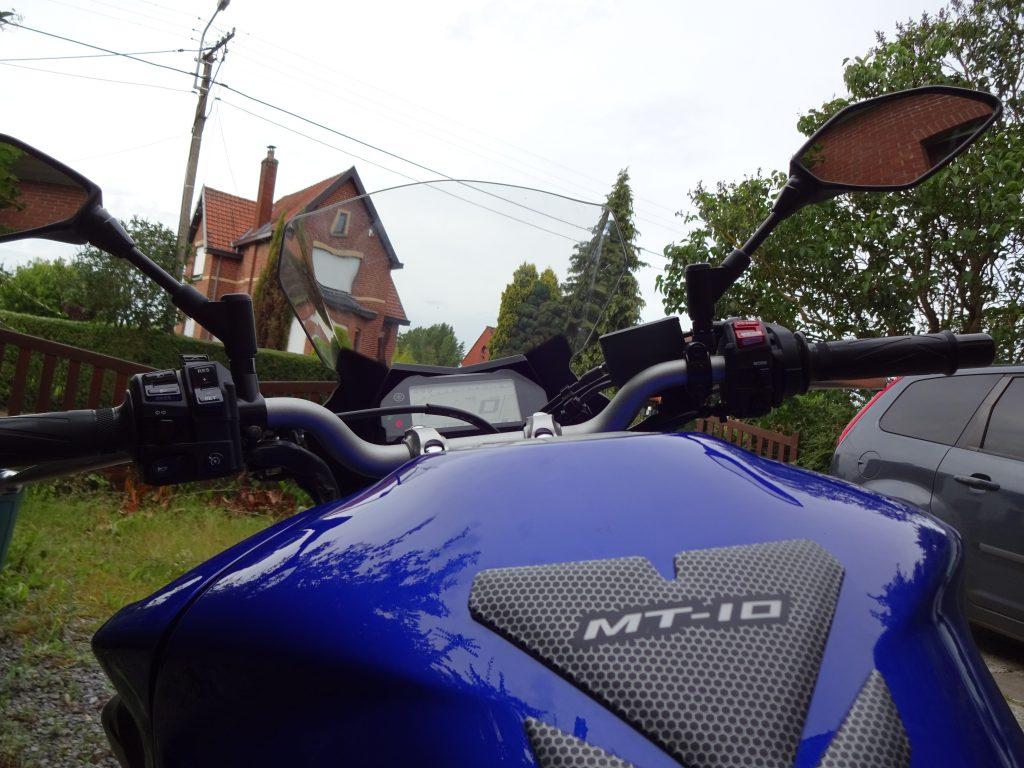 Yamaha MT-10: le monstre sorti de l'ombre