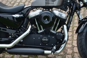 V-Twin Evolution HD