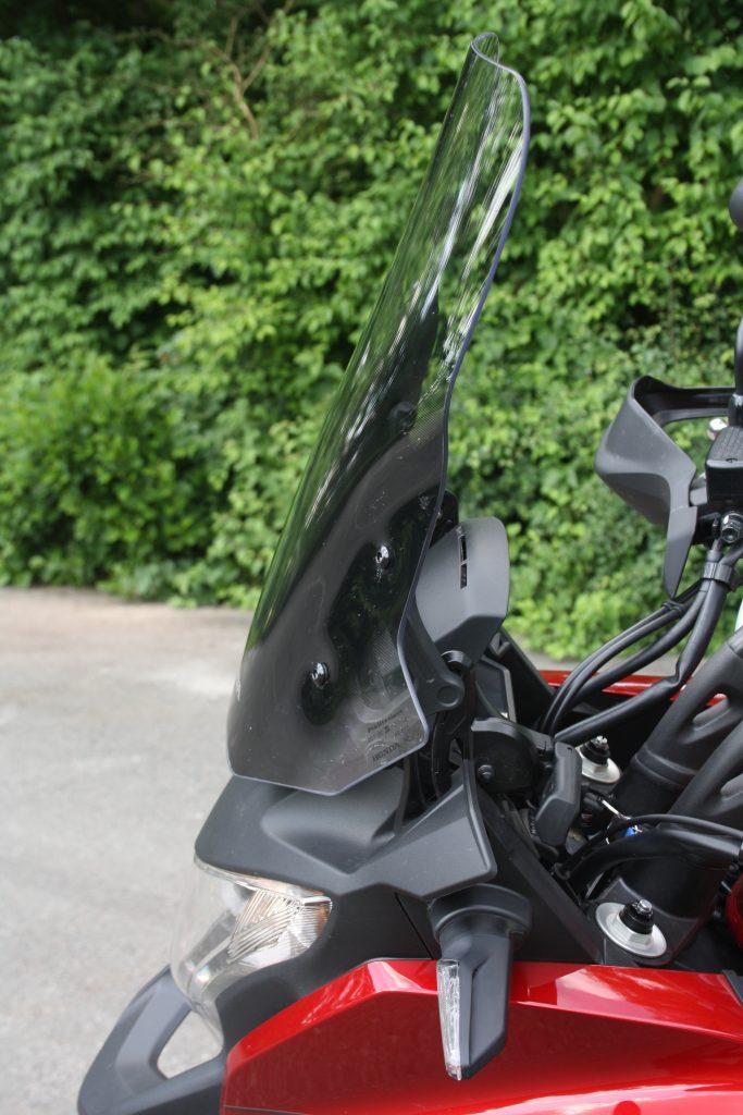 Honda VFR 1200x Crosstourer  DCT modèle 2016.