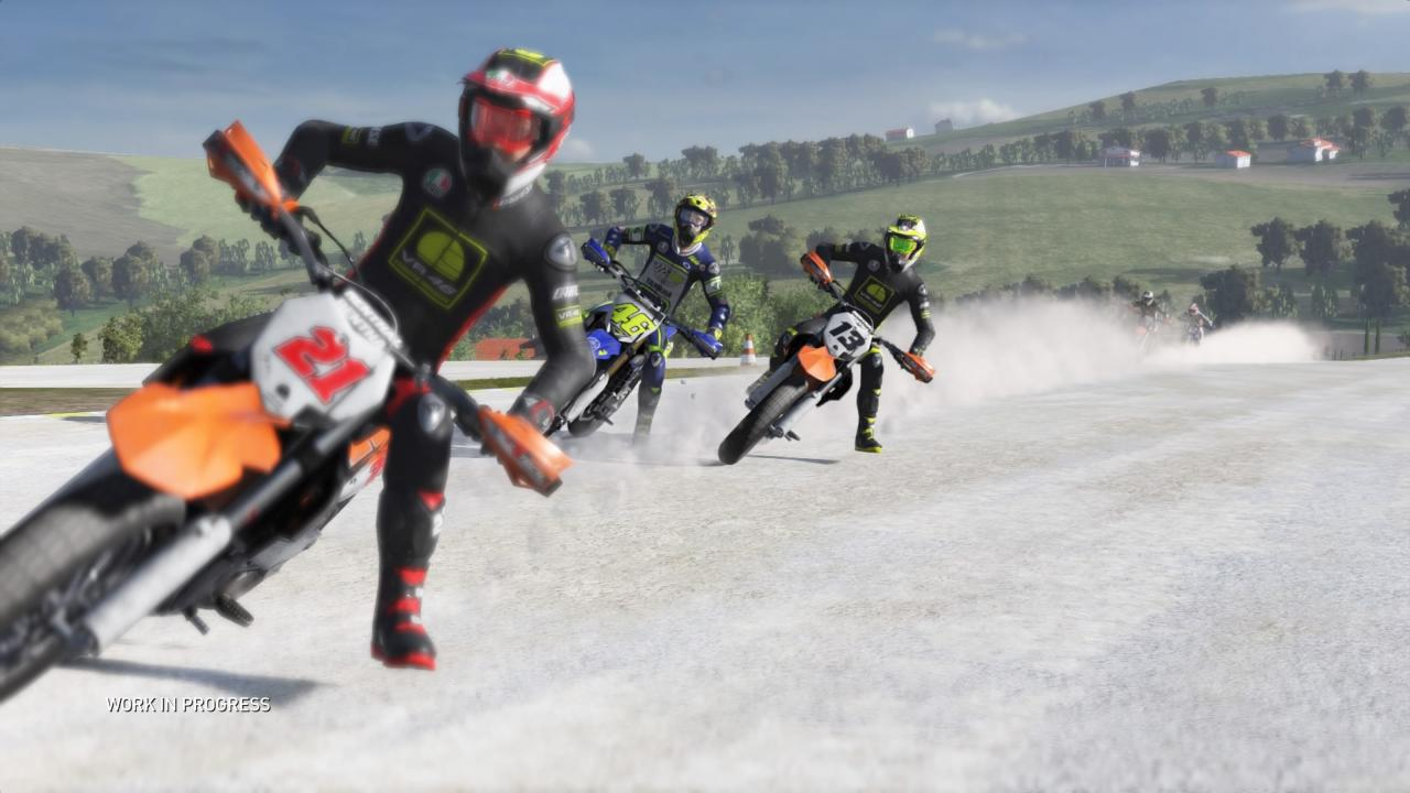 Valentino Rossi The Game sur Xbox One | Objectif-moto