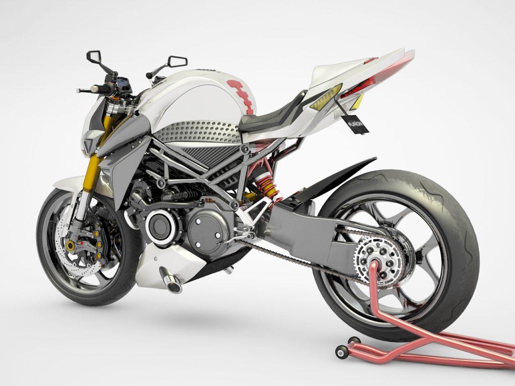 Projet FURION : Concept Bike Hybride…plus si concept que cela ! (Interview)