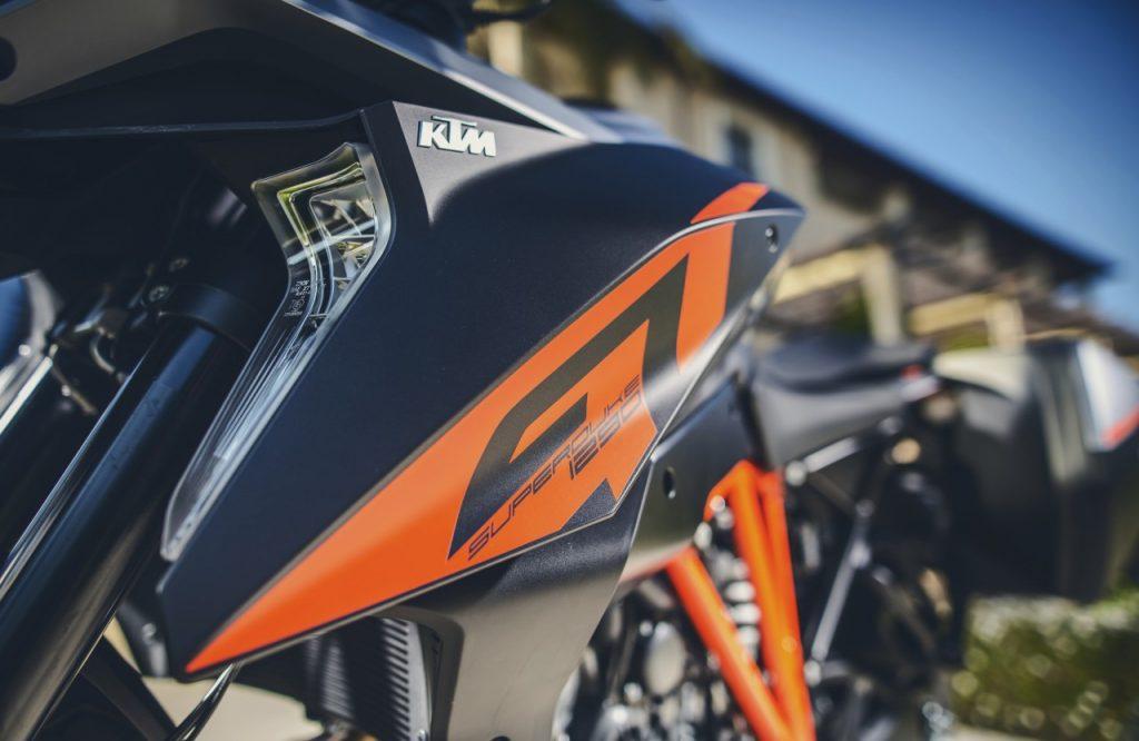 KTM Superduke GT