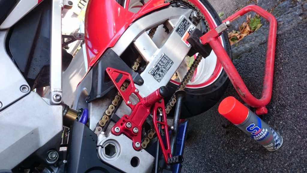 S100 Nettoyant pour chaînes