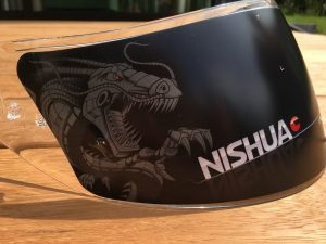 Nishua NRX-1 Carbon: Tout d'un grand!