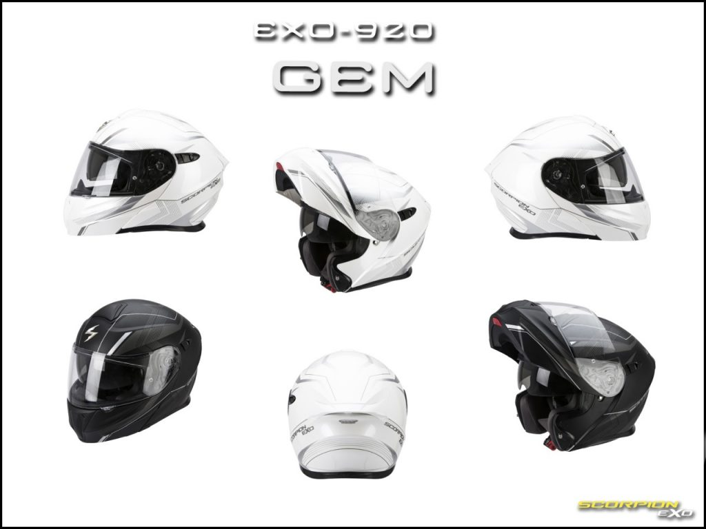 Scorpion modulable Exo-920