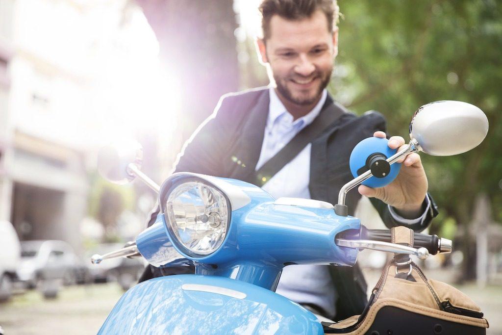 TomTom présente un GPS pour Scooter (ou moto) le VIO