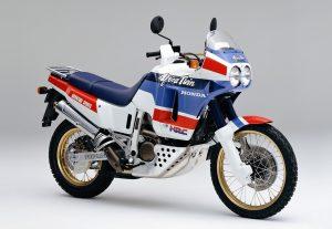 La XRV650 originelle.