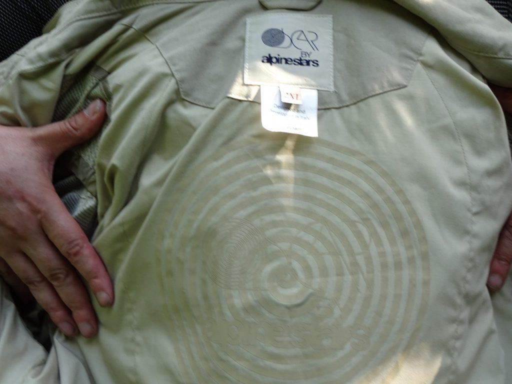alpinestars oscar ray canvas