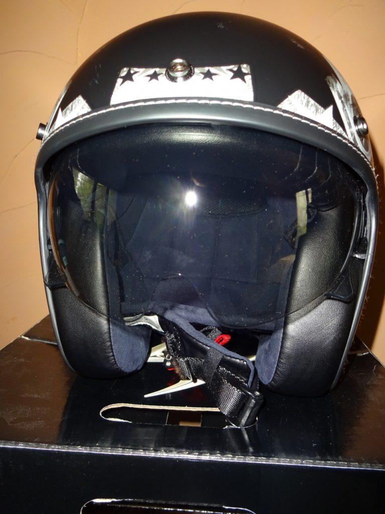 Scorpion Belfast le jet fibre