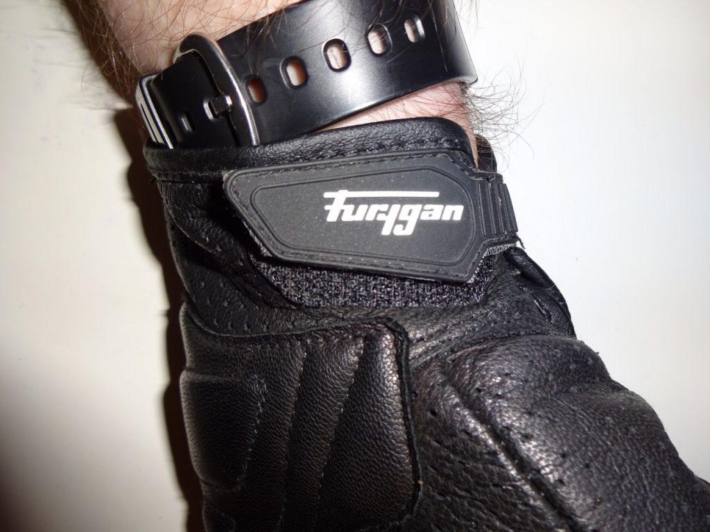 Gants été Furygan TD 21 cuir micro perforé