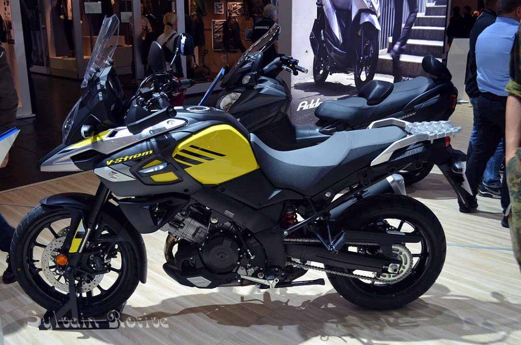 Nouveau look pour la V-Strom 650