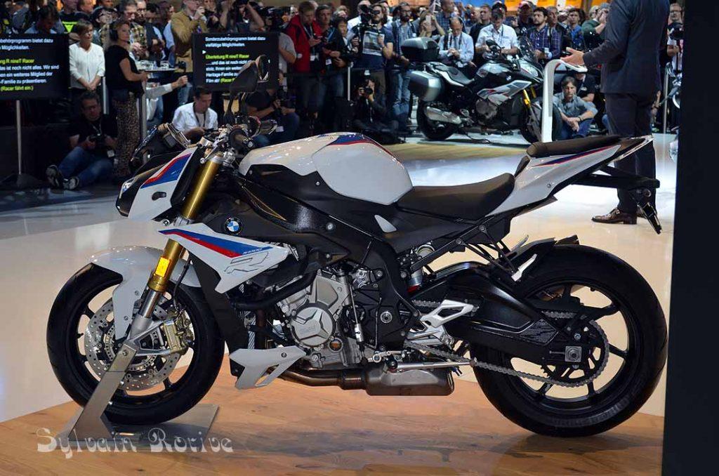 La nouvelle S1000R