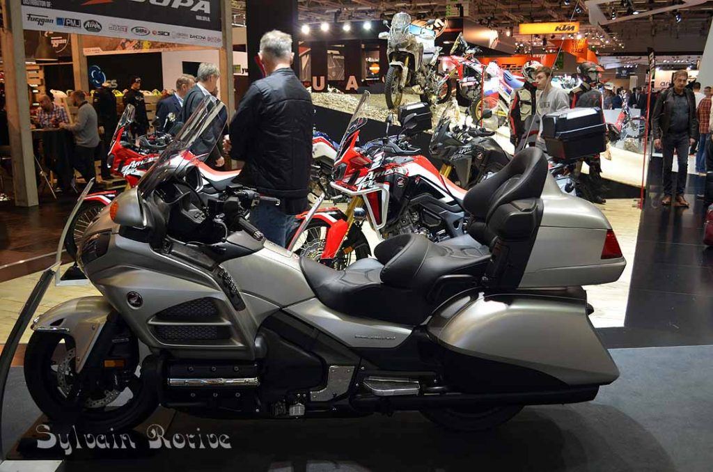 l'incontournable Goldwing