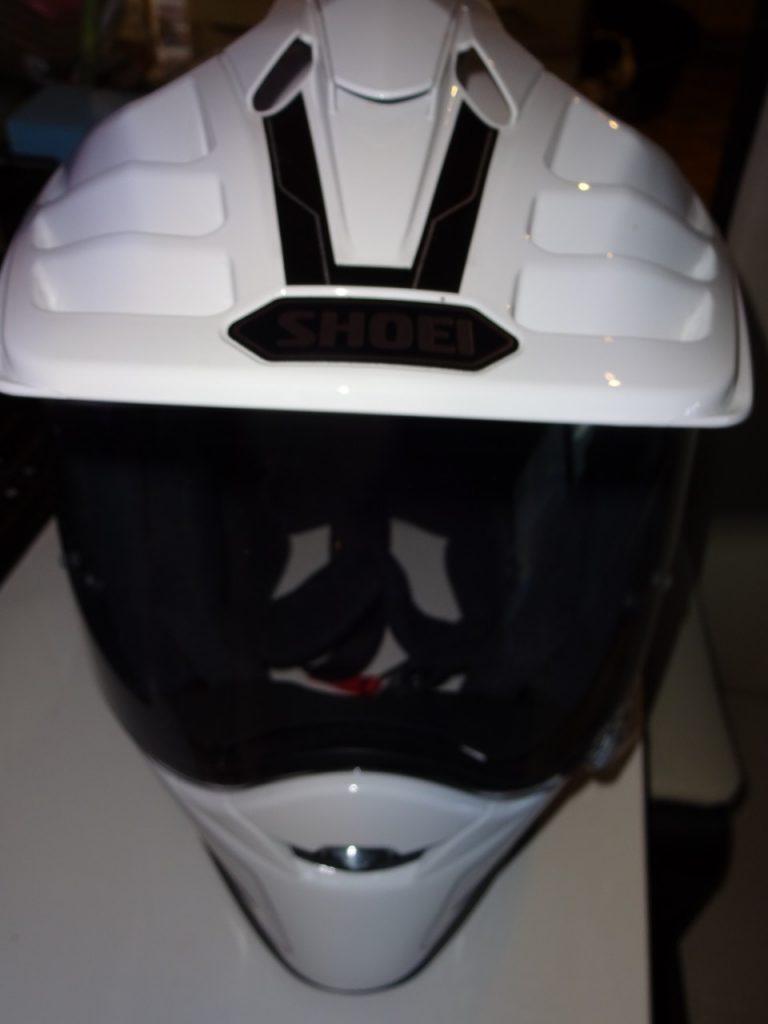 Shoei Hornet Adv le Dual haut de gamme