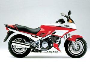 Donneuse d'organes: la FJ 1200 de 1986