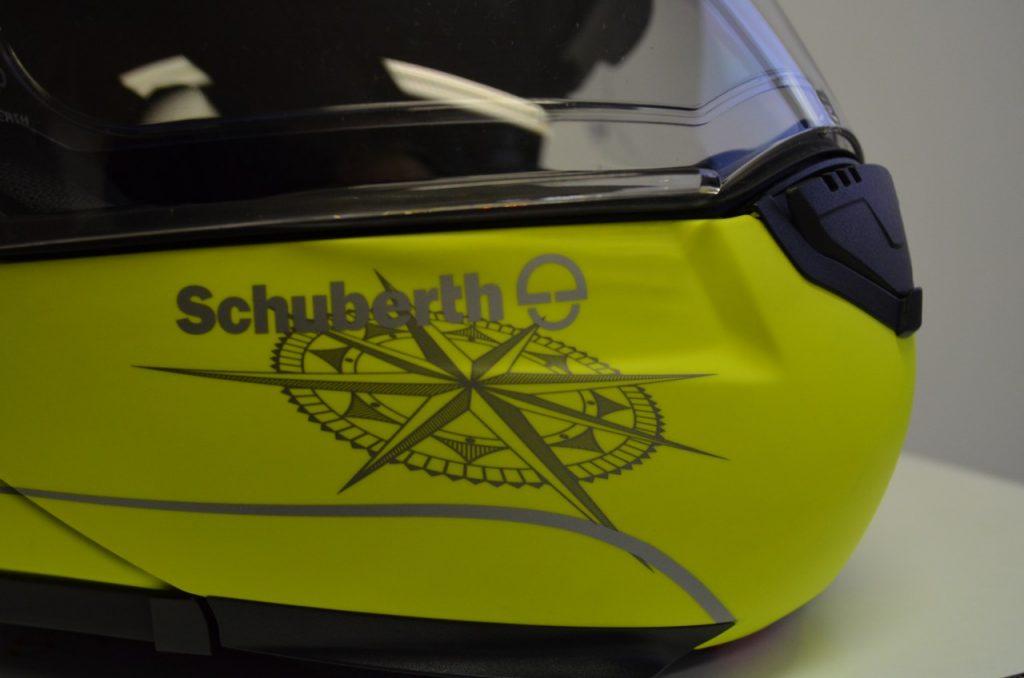 Schuberth C3 Pro, le top du modulable