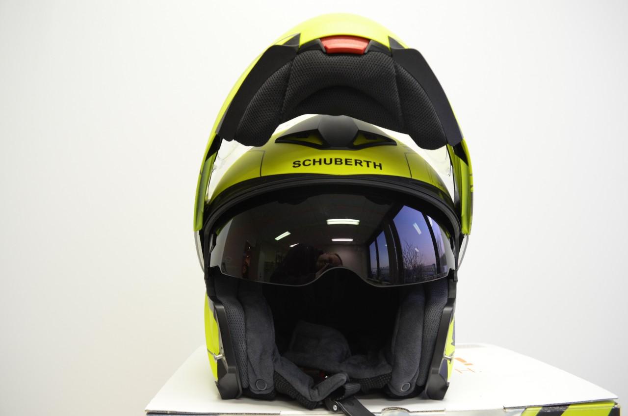 Schuberth C3 Pro Le Top Du Modulable Objectif Moto