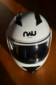 Casque modulable NAU N70 Duotec : le look venu du sud !
